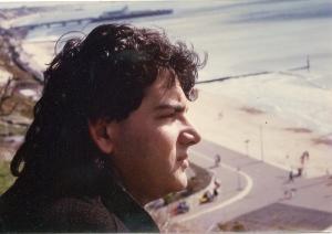 Jorge Sette: Bournemouth - UK, 1989