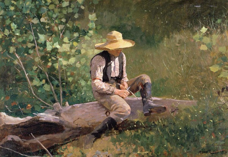 Storytelling with Winslow Homer, the famous American Painter