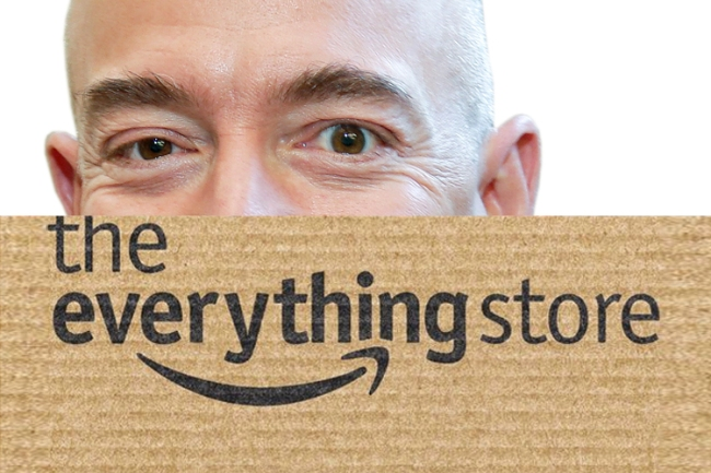 IJeff Bezos and the Everything Store
