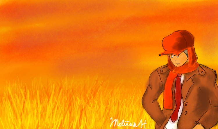 The Catcher In the Rye - Holden Caulfield by MelissaHatford