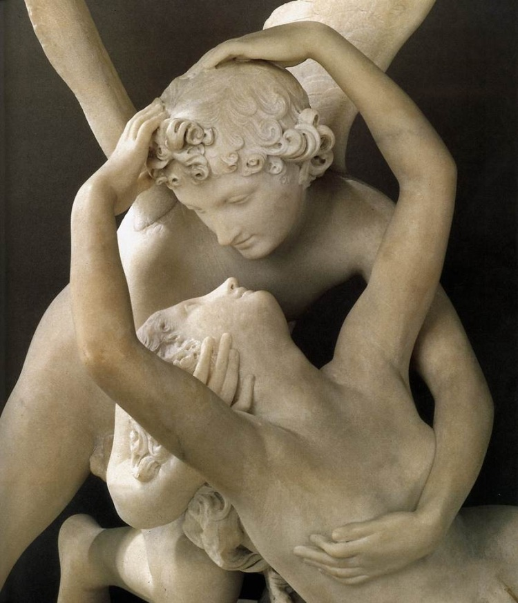 Cupid and Psyche, 1786-1793, Antonio Canova