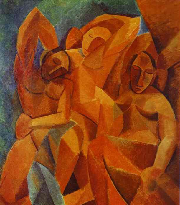 Three Women by Picasso, Pablo