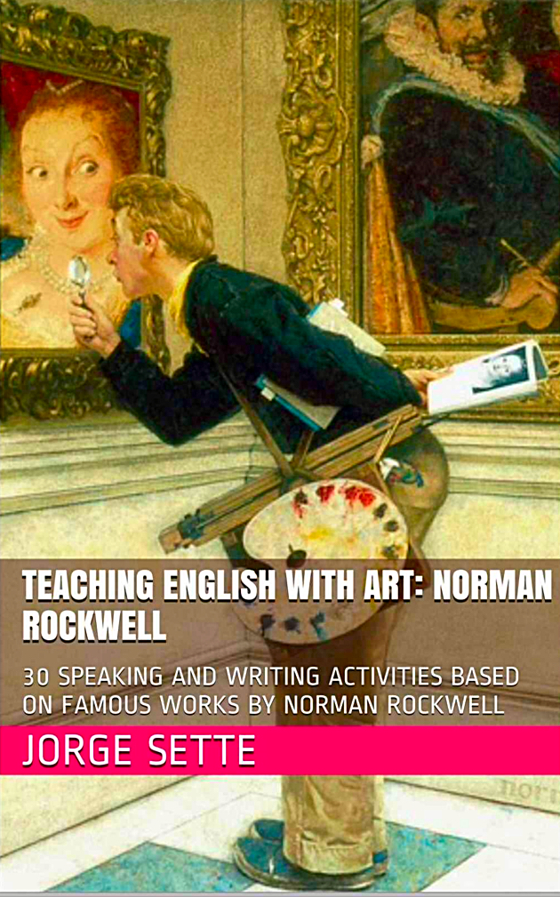 Teaching English with Art: Norman Rockwell