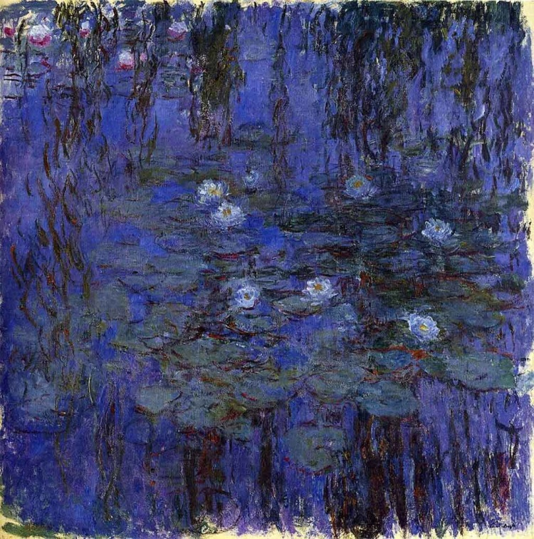 Blue Water Lilies: 1916-1919